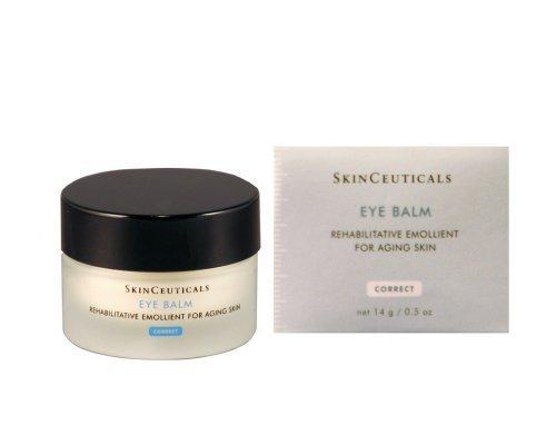 SkinCeuticals глаз Бальзам Реабилитационный смягчающее Для стареющей кожи, 0,5 унции Jar