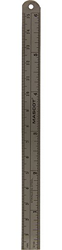 Ruler Scale Flexible - 6