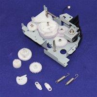 Paper pickup drive assembly (Gear Box) - LJ P4014 / P4015 / P4515 Paper Pickup Roller Gear