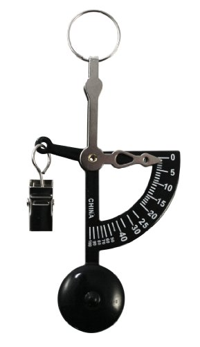 American Weigh Scales AWS-HAND Letter Postage Scale, Black, 100G x 4OZ ()