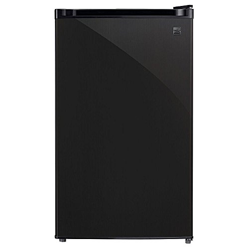 Kenmore 99789 4.4 cu. ft. Compact Refrigerator - Black (Kenmore Small Refrigerator compare prices)