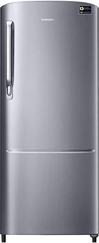 Samsung 192 Liter 4 Star Inverter Direct-Cool Refrigerator (RR20N172YS8/HL, Elegant Inox)