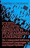 Fourth and Fifth Generation Programming Languages, Dimitris N. Chorafas, 0070108641