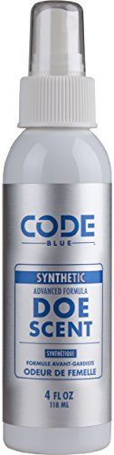 Code Blue Synthetic Doe Urine (4-Ounce)