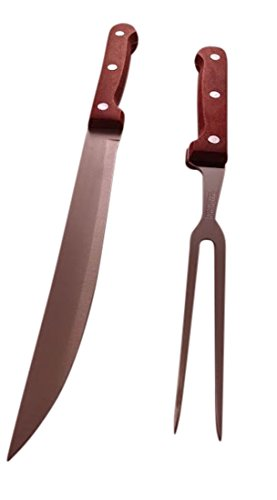 Wertheimer Professional Carving Set Include One Knife and One Fork (2 Pieces)