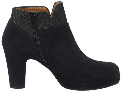 Boots Jungle savoia Negro Women's Asfalto Black Ankle Mihara Jazz Black Chie ZWwIfTqnx