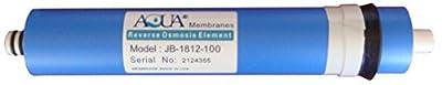 Universal TFC Reverse Osmosis RO Membrane JB-1812-100, 100 GPD.