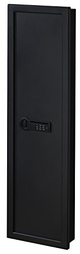Stack-On PWS-1555 Long Gun Wall Safe with Electronic Lock (Gun Safes Wall)