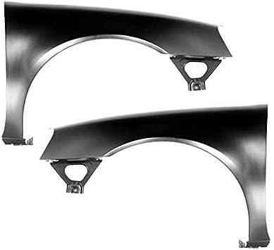 For Lancer 08-14 Front Primed Steel Passenger Side Fender