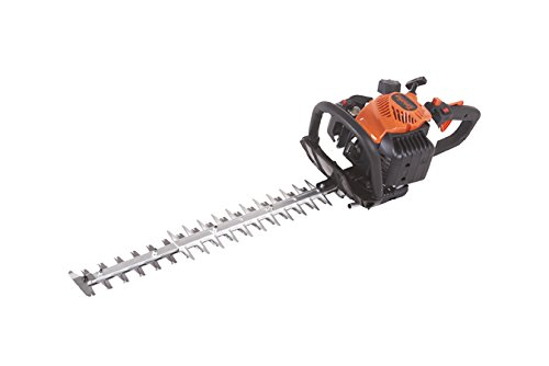 Tanaka TCH22EBP2 21cc 2-Cycle Gas Hedge Trimmer with 24-Inch Commercial Double-Sided Blades