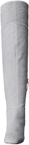 West Knee The Nine Boot Over Anilla Women's Grey PqqRwv