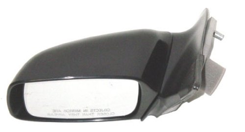 OE Replacement Ford Contour/Mercury Mystique Driver Side Mirror Outside Rear View (Partslink Number FO1320174)