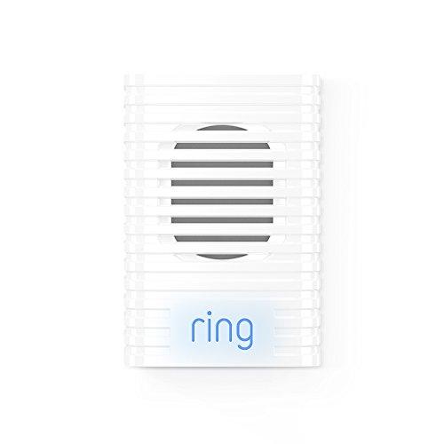 Timbre de llamada, un altavoz habilitado para Wi-Fi para su timbre de video con anillo
