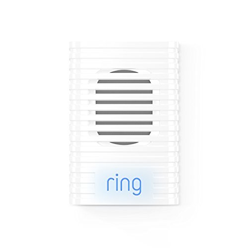 Ringer Down - Ring Chime, A Wi-Fi-Enabled Speaker for Your Ring Video Doorbell