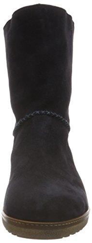 Gabor Shoes Jollys, Botas Efecto Arrugado para Mujer Azul (pazifik 16)
