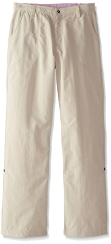 White Sierra Girls Trail Roll-Up Pant, Stone, Small by White Sierra (Image #3)