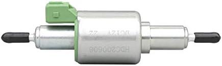 RuleaxAsi 12V-22ml Car Air Heater Diesels Pump Oil Fuel Pump Parking Heater Pulse Metering for 2KW~6KW Car Air Diesels Parking Heater