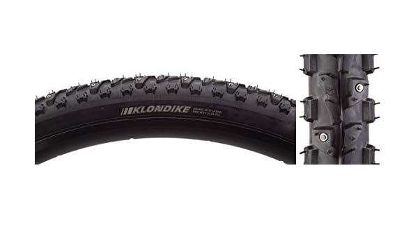 Kenda K1014 Klondike Studded Tire //// 700x40c //// Black//Black Skinwall