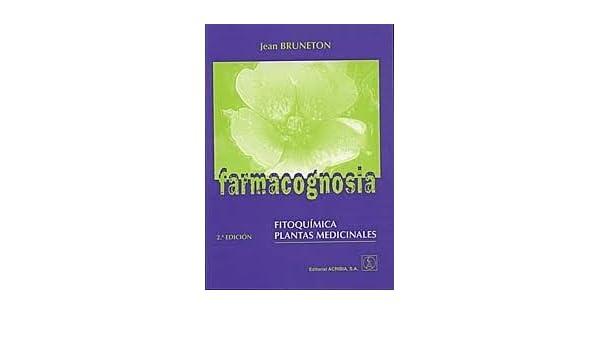 Farmacognosia. Fitoquimica. Plantas Medicinales: VARIOS ...