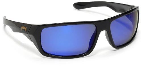 Strike King Monsta Black Bait (Blue Mirror, Adult), Outdoor Stuffs