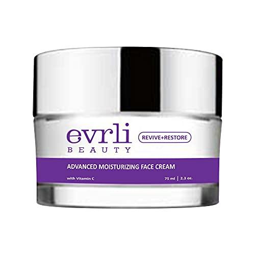 Evrli Beauty Advanced Moisturizer (2.3oz retail size)