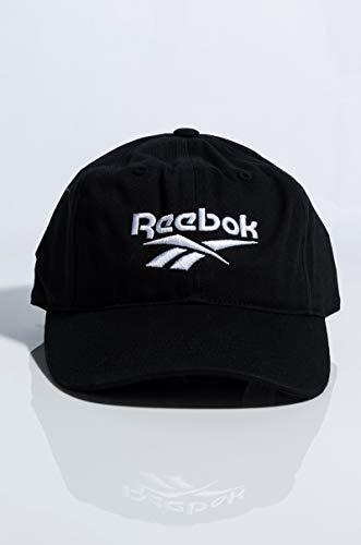 Reebok Classic Lost & Found Cap (O/S, Black) ()