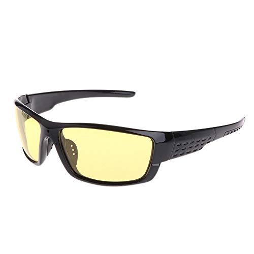 DAYANGE Gafas De Pescar Ciclismo Gafas De Sol Polarizadas Al Aire Libre Sport Eyewear Uv400 para Hombres Que Conducen Gafas De Ciclismo Gafas De Pesca: ...