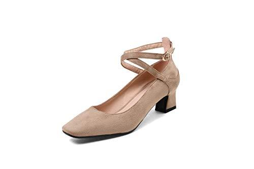 Sandales Beige MMS06173 Compensées Femme 1TO9 Inconnu Beige 5 36 AwSEqOnxX