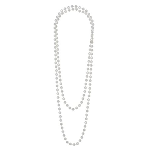 Buy white pearl necklace for kids