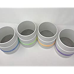 "4"" Zooplankton Sieve (Set of Four)"