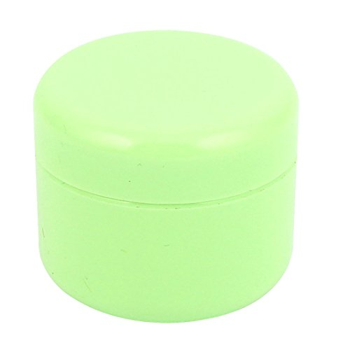 uxcell-Plastic-Cosmetic-Empty-Jar-Pot-Face-Cream-Bottle-Container-50g-Green