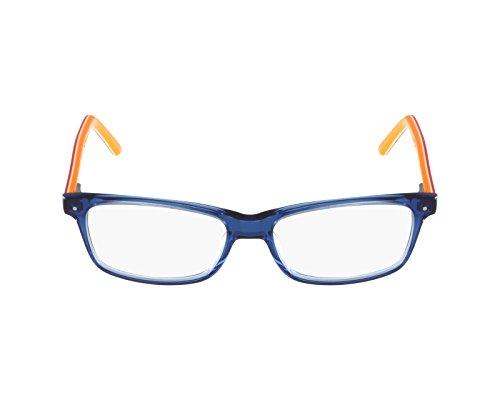 Seventh Street eyeglasses S202/N VVG Acetate Transparent Blue - - Seventh Street Glasses