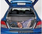 Genuine 2006-2007 Subaru Impreza WRX/Outback Sport Wagon Cargo Net Subaru Impreza Sports Wagon