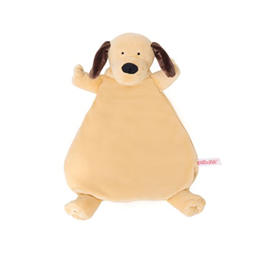 WubbaNub Brown Puppy Lovey ()