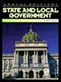 Annual Editions : State and Local Government, Stinebrickner, Bruce, 0697373665