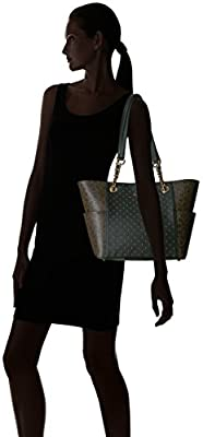 Calvin Klein Key Item Studded Chain Tote
