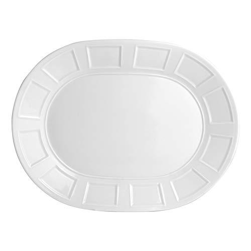 Bernardaud Platter - Bernardaud Naxos Large Oval Platter