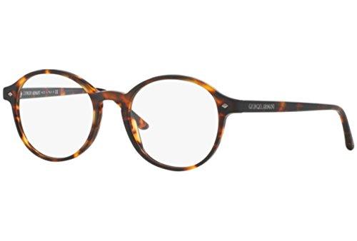 Giorgio Armani Montures de lunettes 7004 Pour Homme Matte Black, 47mm 5011  Matte  tortoise cd29a8a70d5b