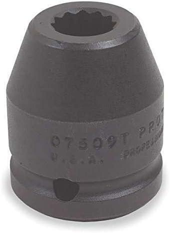 SAE Impact Socket PROTO J07535T 3//4 Dr 12 Pts 2-3//16 Size