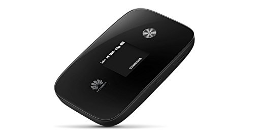 Huawei E5786s-32 300 Mbps 4G LTE & 43.2 Mpbs 3G Mobile WiFi (4G LTE in Europe, Asia, Middle East, Africa & 3G globally) (Black) by Huawei (Image #4)