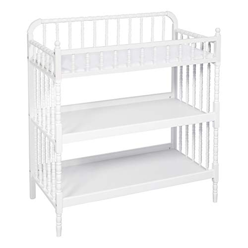 (DaVinci Jenny Lind Changing Table, White)