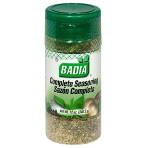 BADIA SSNNG COMPLETE, 12 OZ