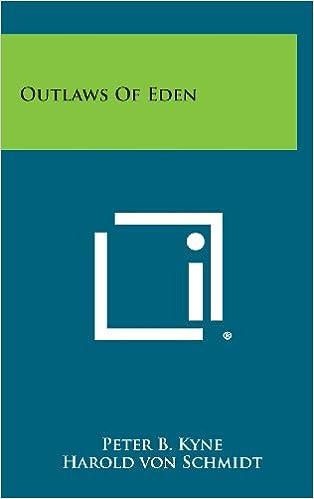 Téléchargement gratuit de livres en ligne Outlaws of Eden 1258900386 (Littérature Française) PDF FB2
