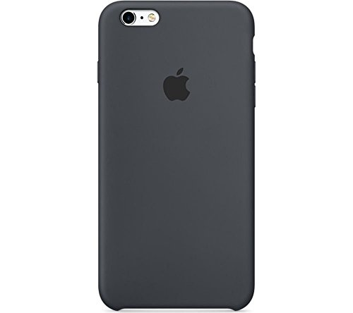 Apple Cell Phone Case for iPhone 6 Plus & 6s Plus - Retail Packaging - Charcoal Gray (Refurbished)