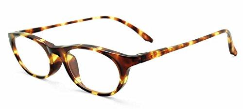 순수 일본 제 부드러운 수석 글라스 (돋보기) SABAE 시리즈 [벳 코우 컬러] 사바 제 안경 JAPAN   OD20