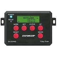 Seco-Larm Enforcer 7-Day Timer Module (SA-027WQ) by SECO-LARM USA Inc