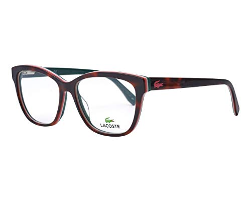 - Eyeglasses LACOSTE L 2723 215 HAVANA/PINK/GREEN