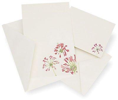 Image Shop 81379 Pink Floral Invitation and Response Card Kit