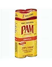 PAM No-Stick Cooking Spray - 2/8oz cans by PAM [Foods]
