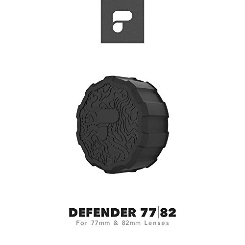 PolarPro Defender 77 | 82 Lens Cover (fits Lenses with 77mm and 82mm Filter Thread Sizes) ()